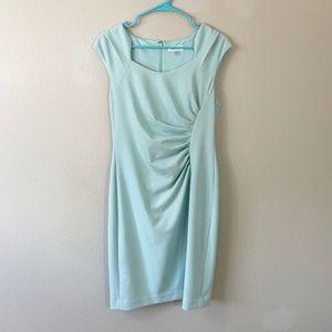 Calvin Klein Tiffany Blue Career / Formal Dress